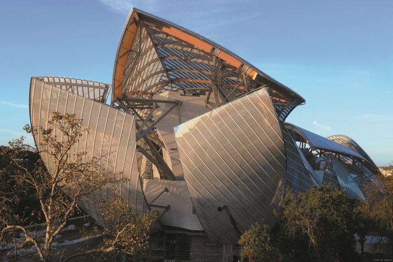 Louis Vuitton's newest landmark