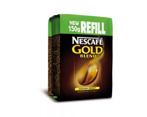 Nestlé optimized Nescafé Dali pouches for the UK market to improve the environmental performance of the packaging. (Image © Nestlé)