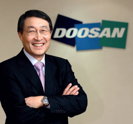 HYUN SOON LEE, Chief Technology Officer, Doosan Corporation (Image © Sunghyun Kim)