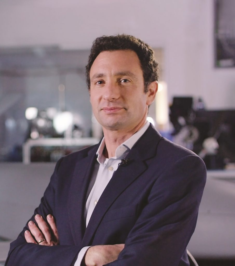 Omer Bar-Yohay, CEO and Co-Founder, Eviation Aircraft (Image © Dassault Systèmes / Jeremy Levin)