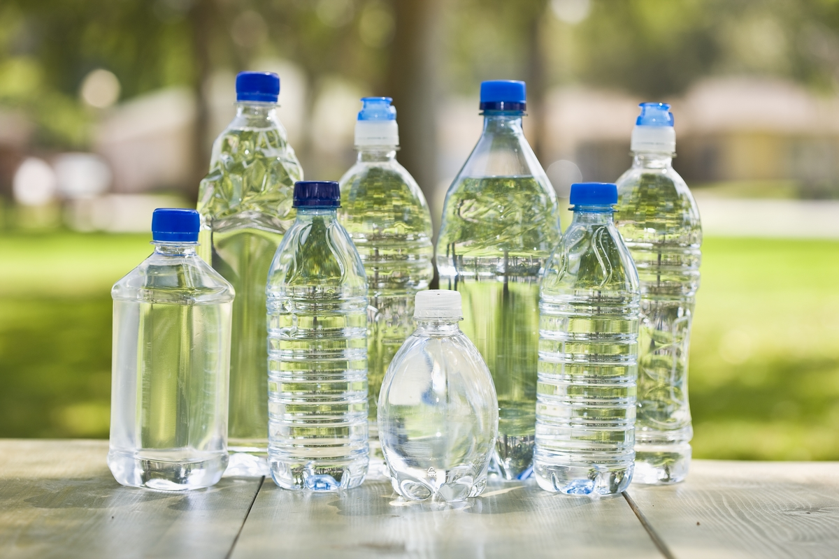 No CPG company wants its products to look the same as competitor's, so packaging companies are challenged to create unique bottle shapes. (Image © AbbieImages / iStock)