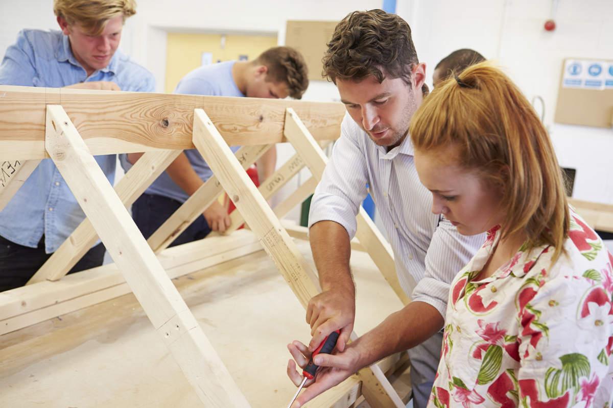 Retooling apprenticeships