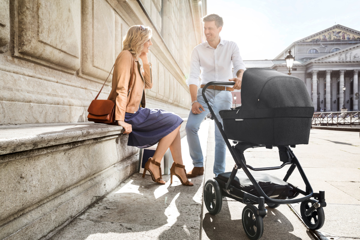 Consumer goods companies must constantly evolve products to meet safety and quality standards while simultaneously addressing the demands of their customer base. (Image © Britax Römer)