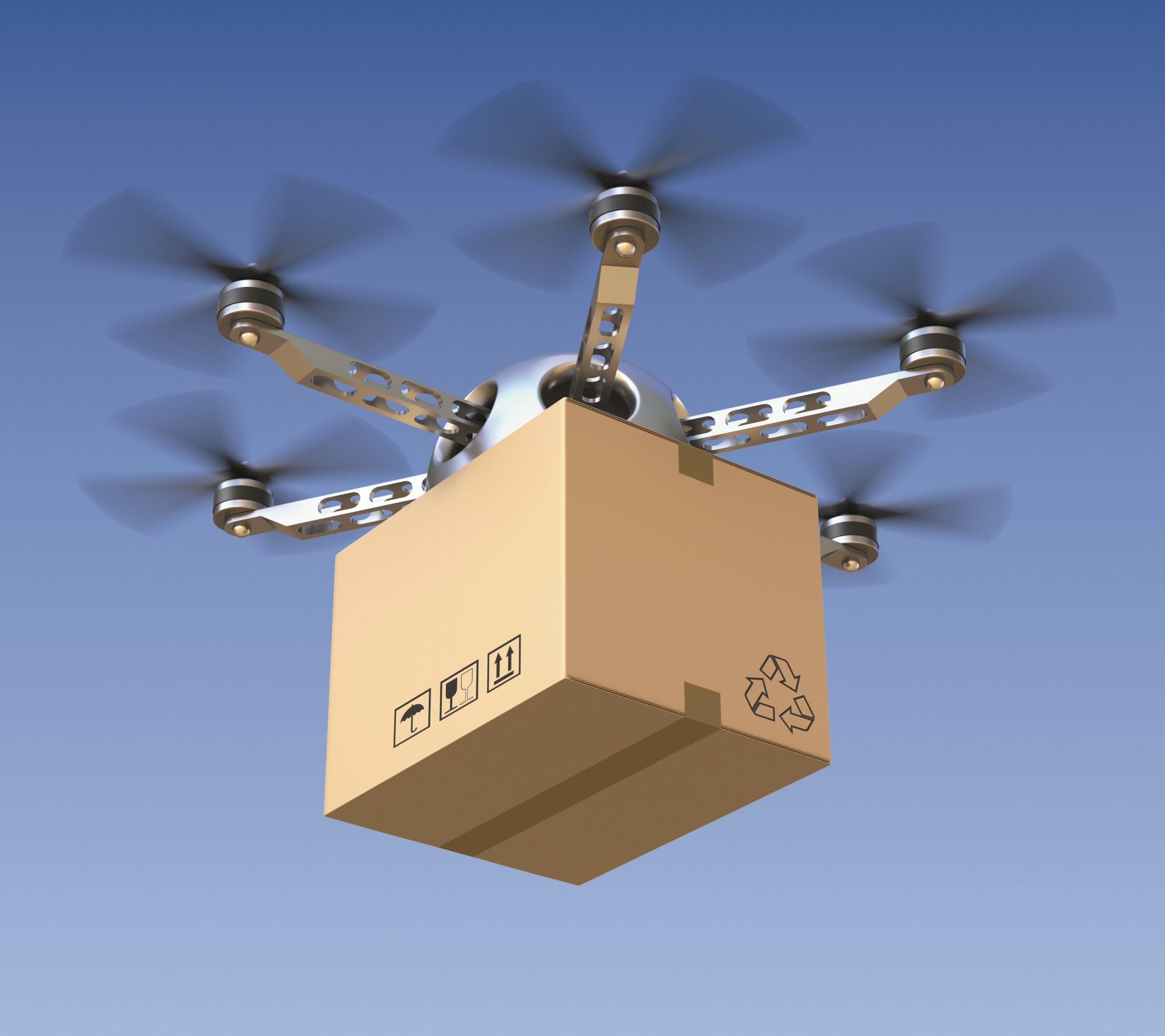 Disruptive drones