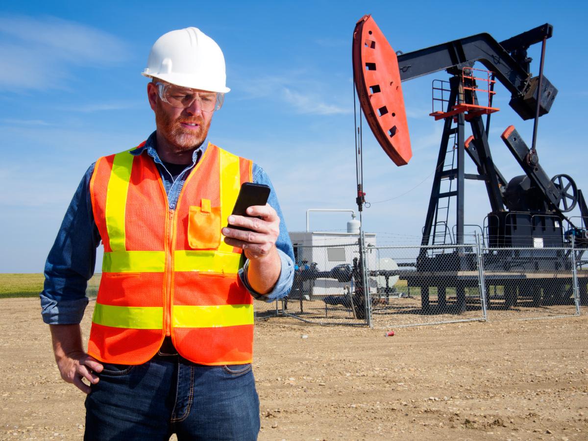Oil & Gas field 'digital twins'
