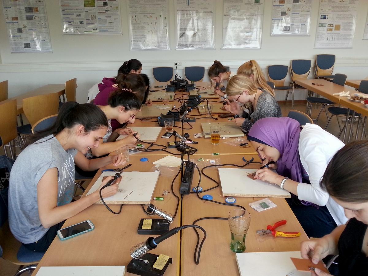 Engineering gender diversity