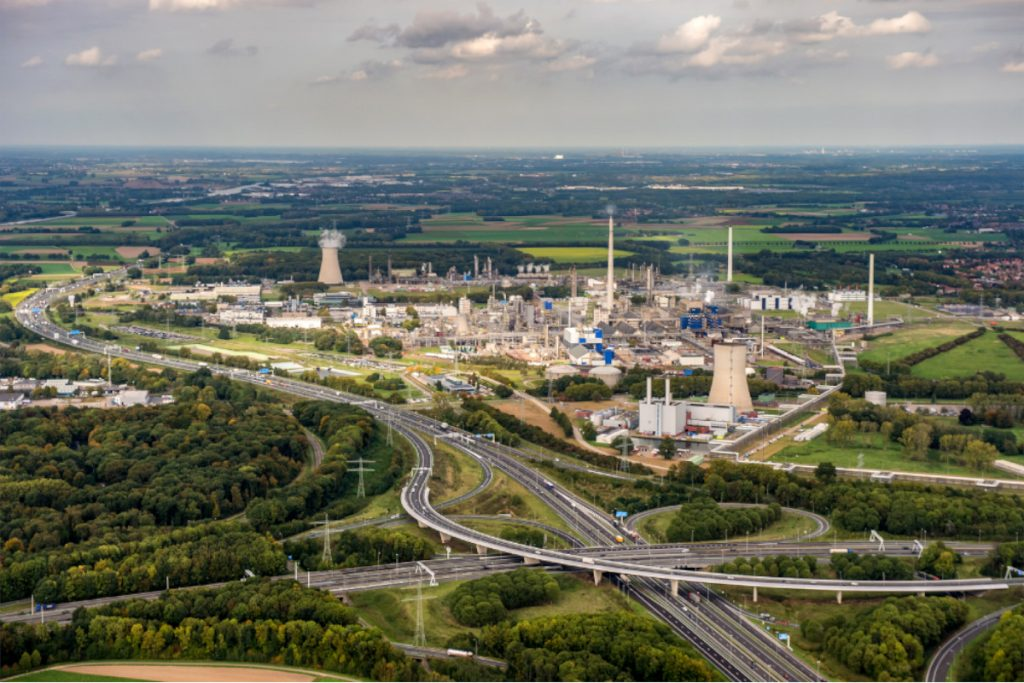 The Netherlands' Chemelot EIP has announced its ambition to become the most competitive and sustainable materials and chemicals site in Western Europe by 2025. (Image © SITECH Services)