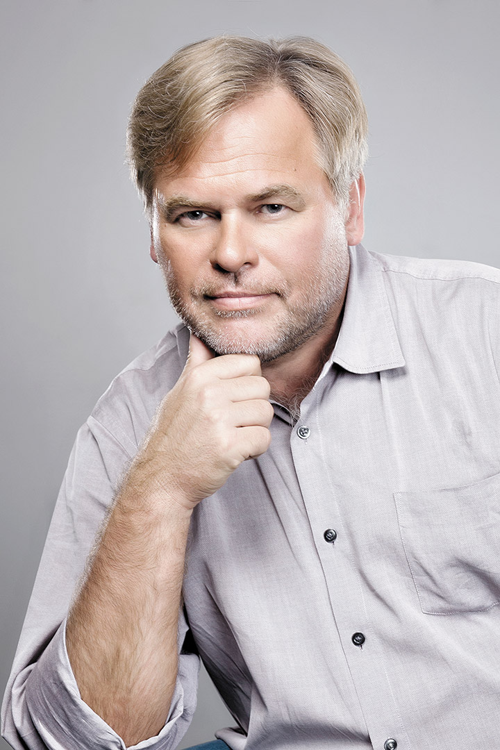 Eugene Kaspersky, Chairman and CEO of Kaspersky Lab, holds a large number of national and international awards for his technological, scientific, and business achievements. Kaspersky Lab specializes in antivirus and Internet security protection software and operates in more than 200 countries. (Photo courtesy of Kaspersky Lab)