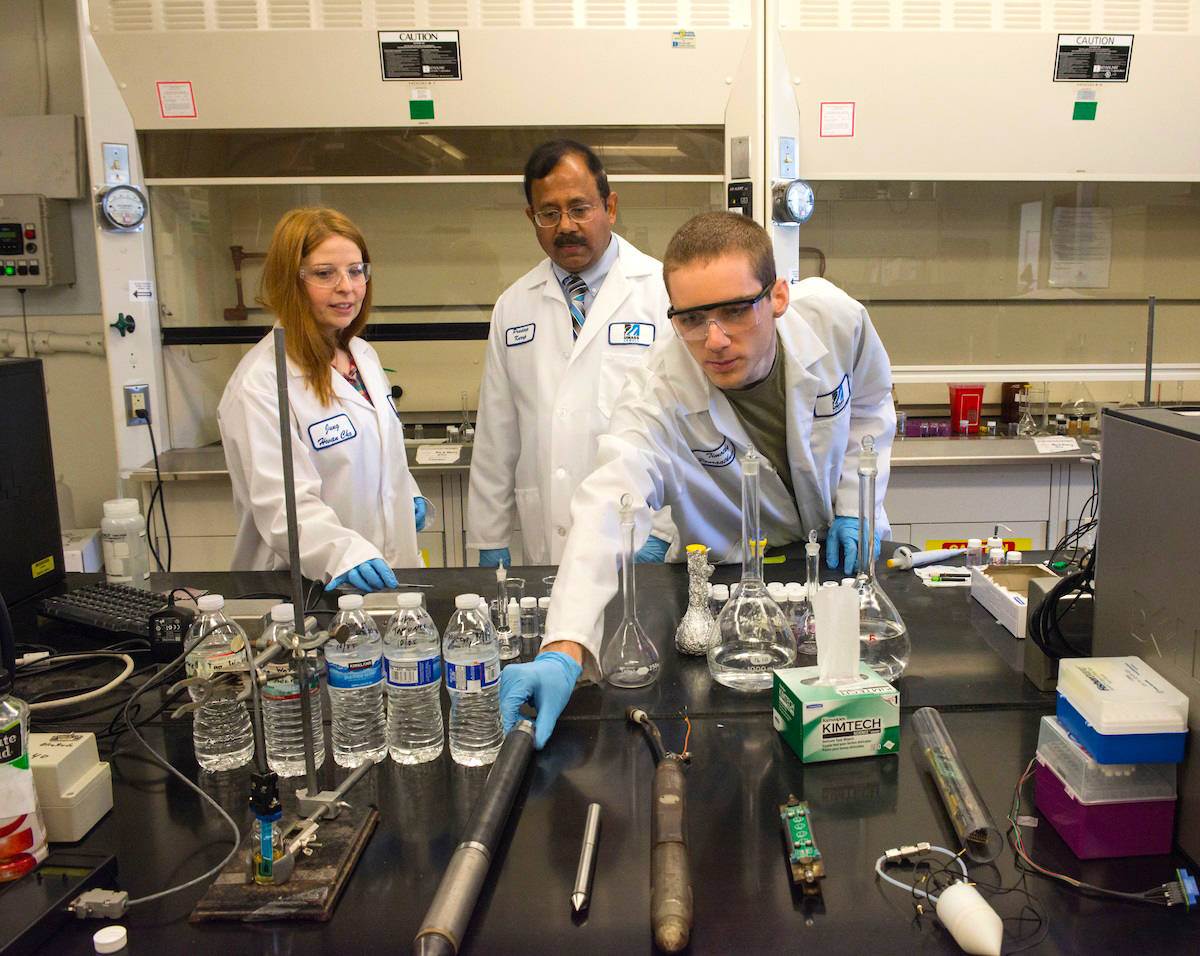 Chaque année, l'UMass Lowell Francis College of Engineering du Massachusetts mène des projets avec 25entreprises, préparant ainsi de manière optimale les étudiants qui entrent sur le marché du travail. (Image © UMass Lowell)
