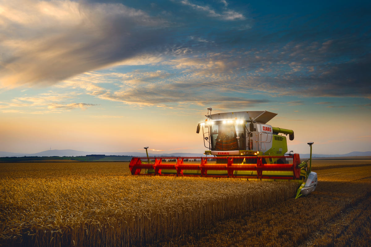 At CLAAS, innovation and technology go hand in hand with a perfect understanding of a customer's needs. (Image © CLAAS)