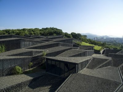 China Academy of Art's Folk Art Museum (Image © Eiichi Kano)