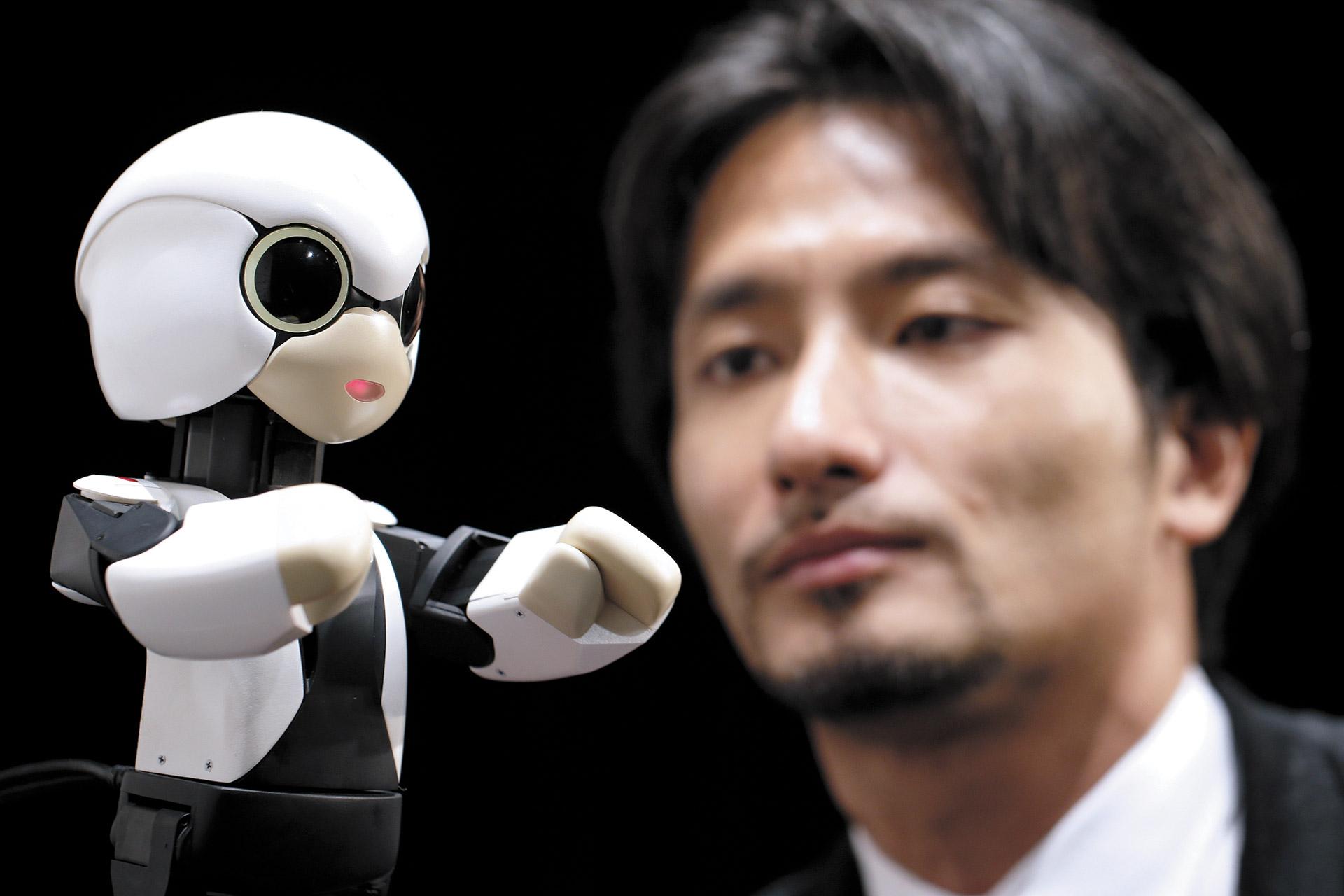 My robot, my friend?