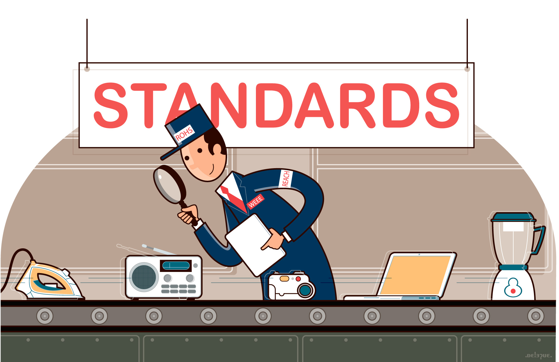 Materials compliance
