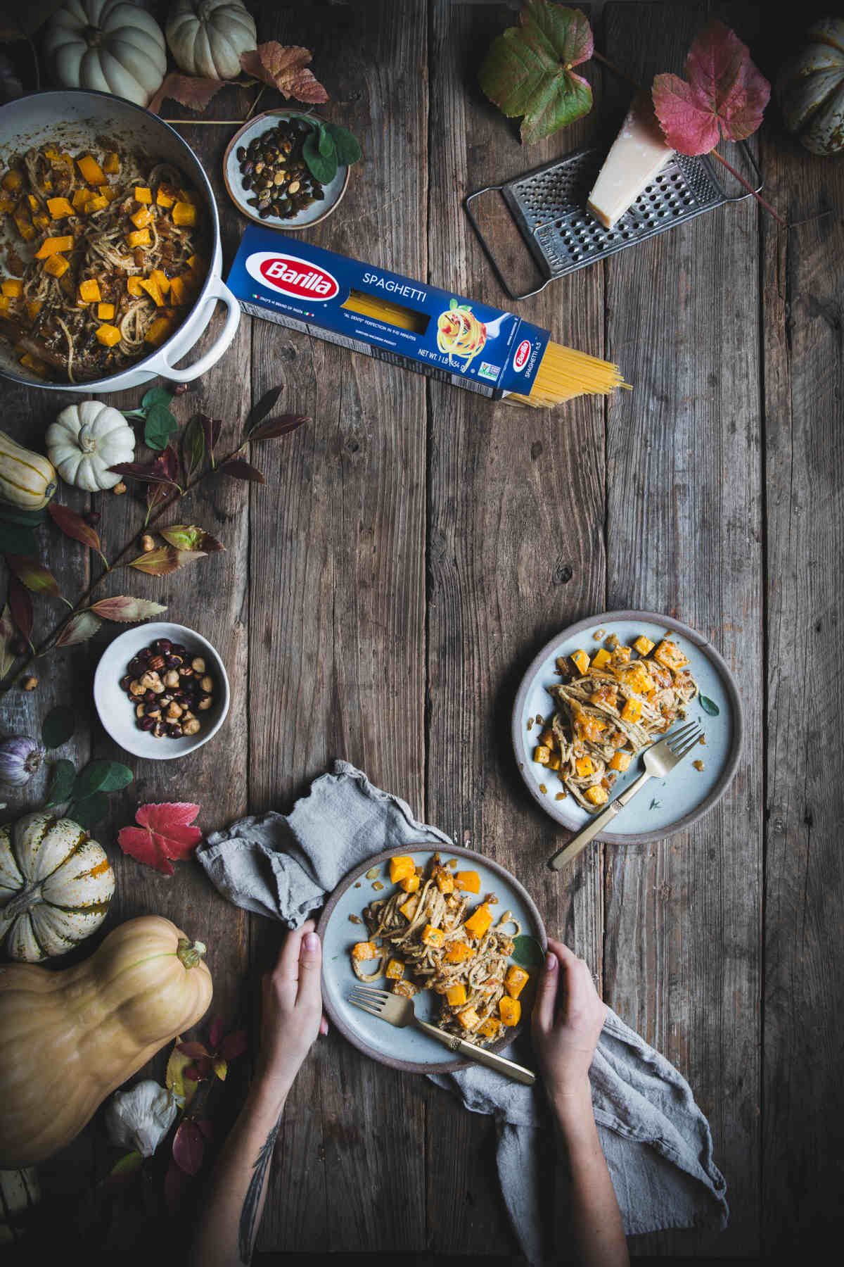 With its pasta sold in more than 100 countries, Barilla's biggest hurdle is to make sure that every product, and its packaging and labeling, meets the regulations in each local market. (Image © Eva Kosmas Flores)