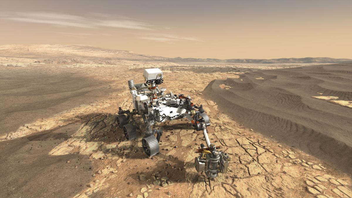 A home on Mars