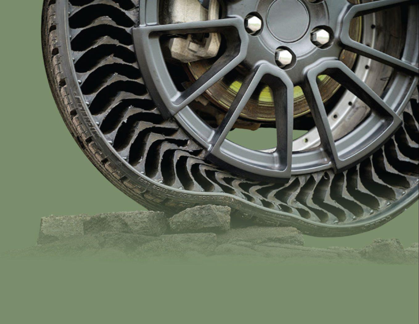 A tire revolution