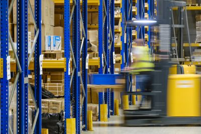 """With the improved visibility delivered by digital platforms, logistics providers """"could give really good advice,"""" to their customers, says Sebastiaan Scholte, former logistics CEO of Jan de Rijk. (Image © Jan de Rijk)"""