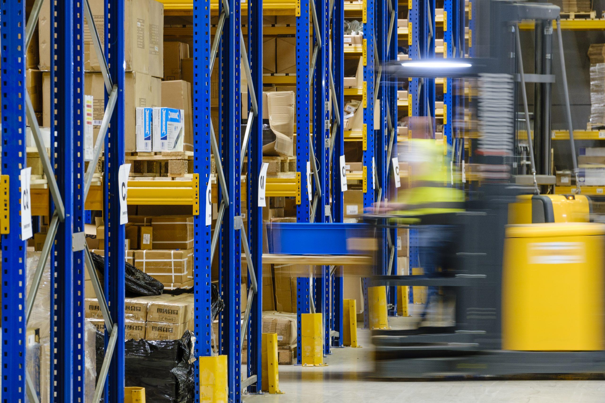 Les plates-formes digitales offrant une meilleure visibilité, les fournisseurs de logistique «pourraient donner de très bons conseils» à leurs clients, explique SebastiaanScholte, ancien PDG de JandeRijk Logistics. (Image © Jan de Rijk)