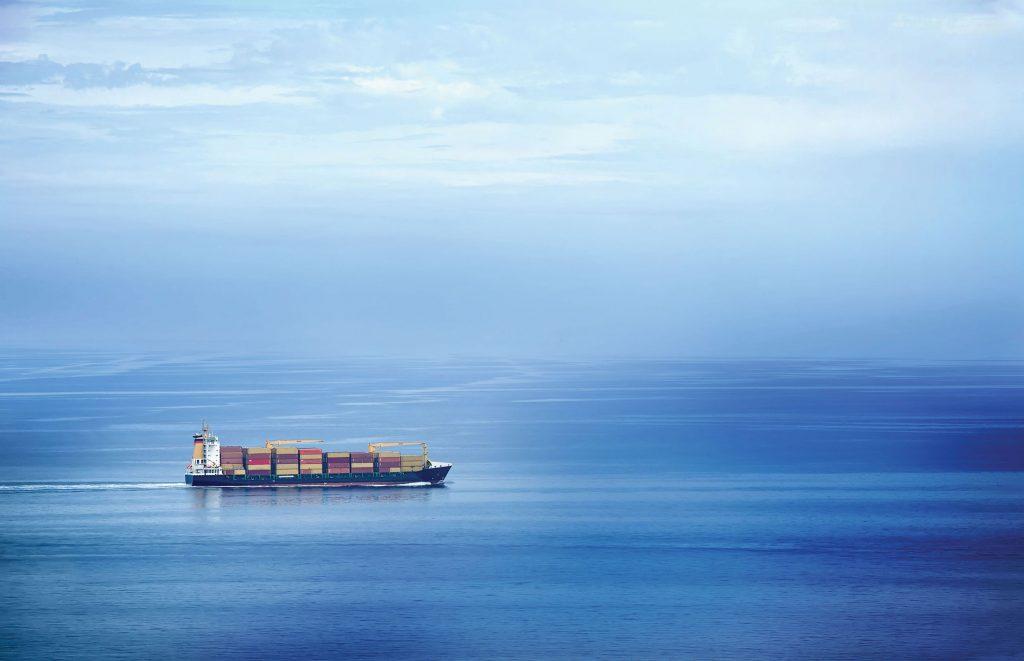 Wärtsilä's four-stroke diesel engines for ships are used in all the world's oceans, by more than half the world's fleet. (Image © Wärtsilä)