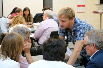 (SEFI) has created 15 special interest groups on specific topics in engineering education, enabling people to come together and collaborate on challenges  that interest them. (Image  © SEFI)