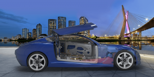 MBSE enables engineers from all disciplines to work together on a multi-disciplinary virtual prototype to simulate exactly how a product works before ever building or manufacturing a physical prototype. (image